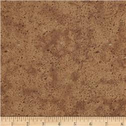 Essentials Spatter Texture Light Brown