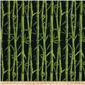 Terrasol Indoor/Outdoor Bamboo Black