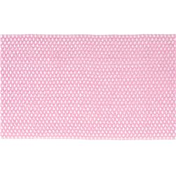 9'' Crochet Headband Trim Pink