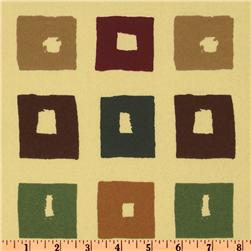 Carver Segal Squares Brown