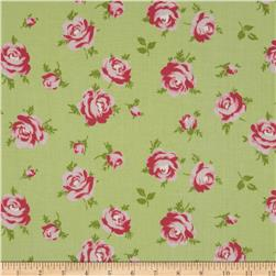 Tanya Whelan Rosey Little Roses Green