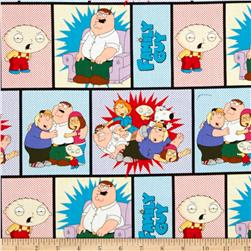 Family Guy Family in Frames White