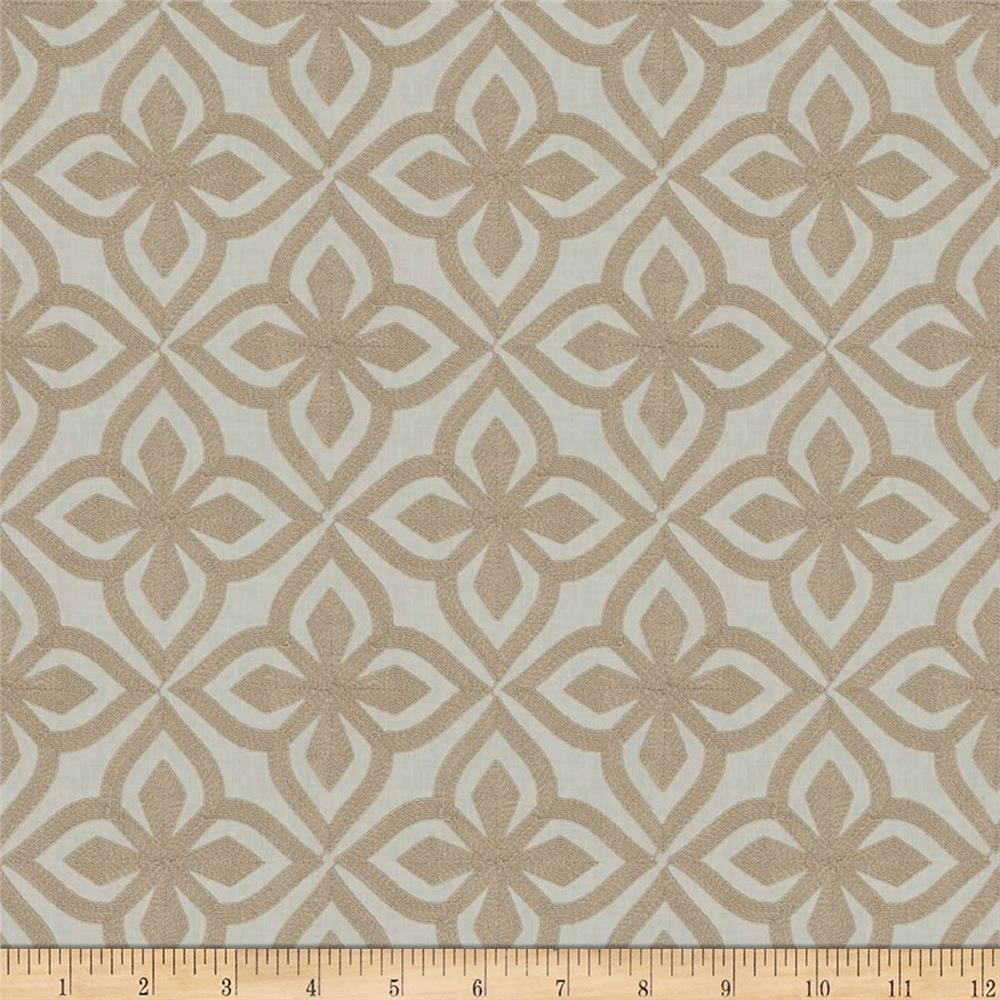 Fabricut star quality wicker discount designer fabric for Star design fabric