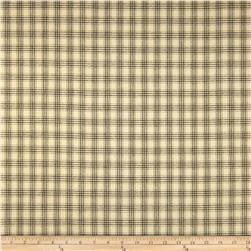 Home Accents Small Glen Plaid Coffee Bean