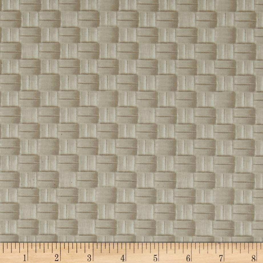 Basketweave Cream