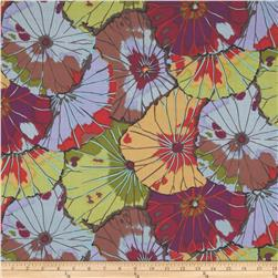 Kaffe Fassett Collective Lotus Leaf Antique Fabric