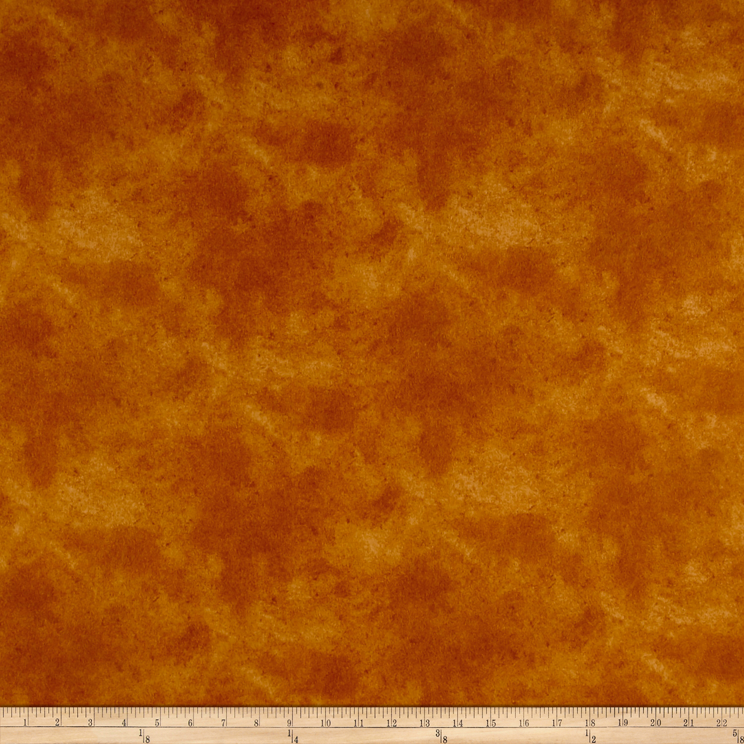 Suede Flannels Auburn Fabric by P & B in USA
