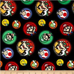 Nintendo Super Mario Burst Dots Black