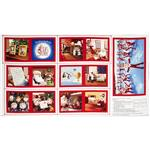 Elf on the Shelf Elf's Soft Book Panel Red