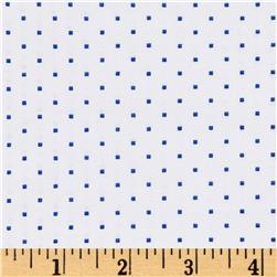 Windham Modern Country Squares  Periwinkle