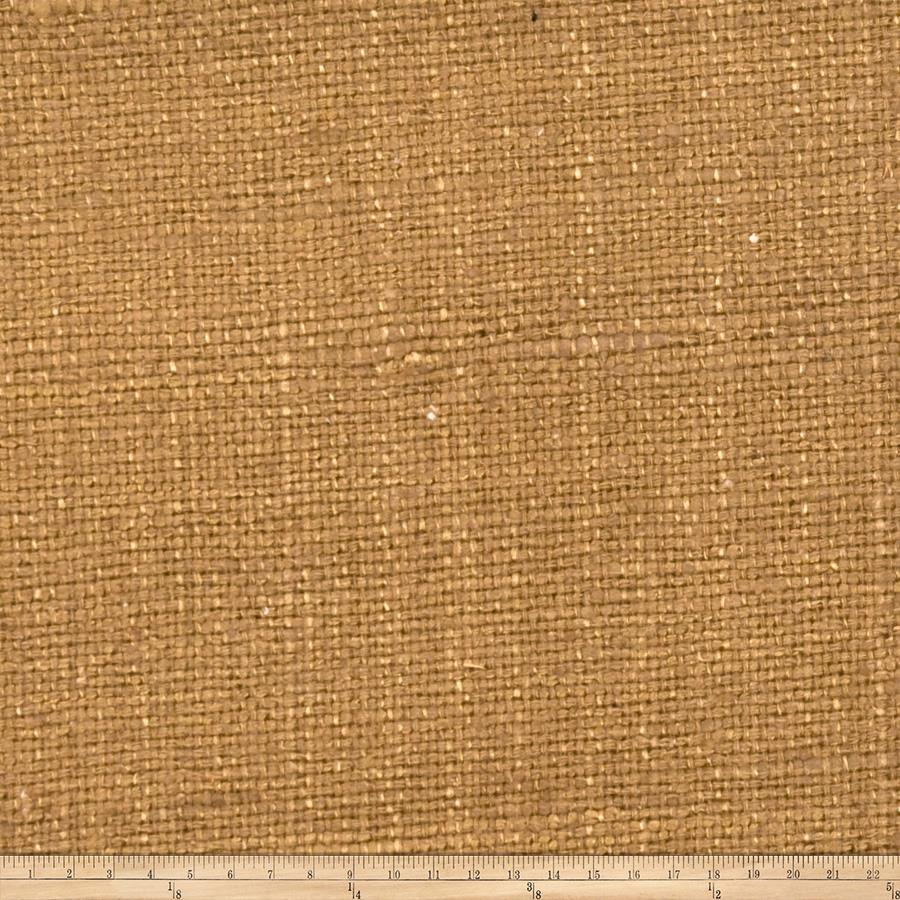 Fabricut Andes Raw Silk Wheat