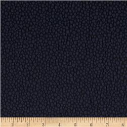 Pebble Jacquard Crepe Dark Blue
