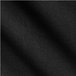 Cotton Nylon Twill Black