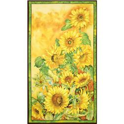 Slice of Sunshine Large Panel Multi