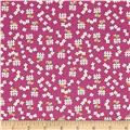 Penny Rose Toy Chest 2 Floral Purple
