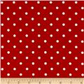 Premier Prints Indoor/Outdoor Mini Dot Rojo