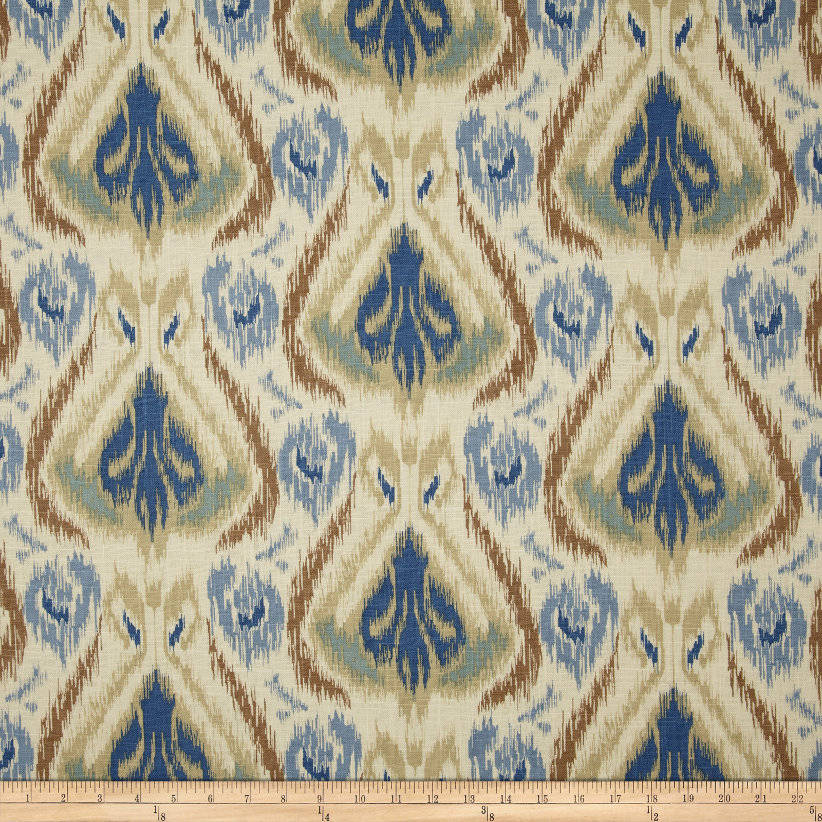 Swavelle/Mill Creek Balotelli Ikat Rapids Fabric