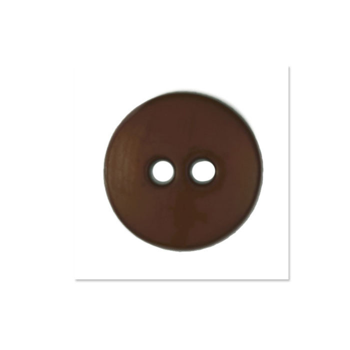 Image of Colors by Favorite Findings 5/8'' Buttons 20/Pack Brown