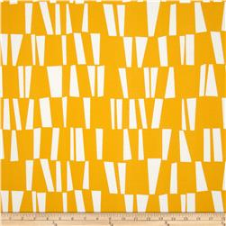 Premier Prints Indoor/Outdoor Sticks Citrus Yellow