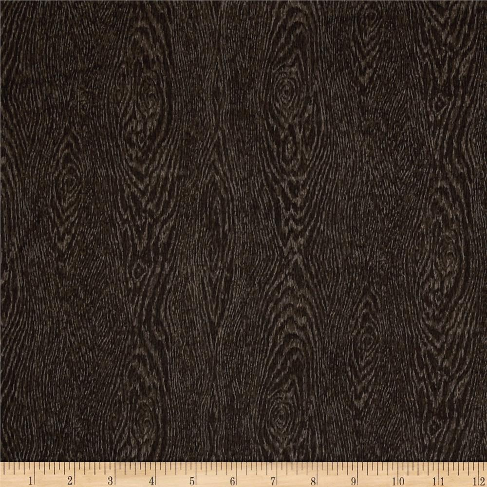 Rustic Refined Wood Grain Brown