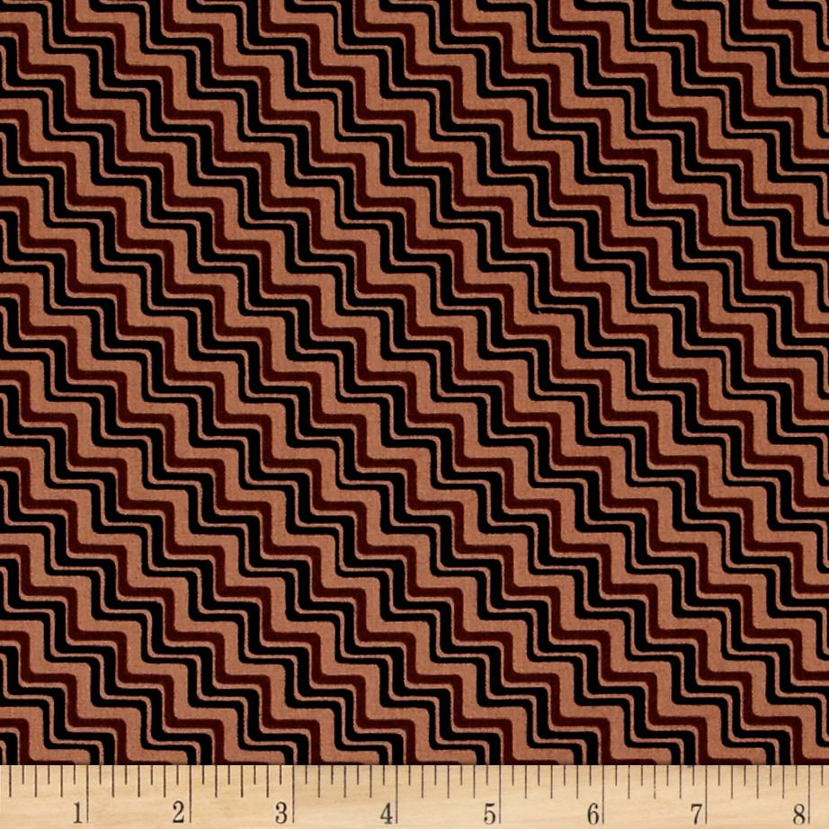 Graphix 3 Chevron Brown/Black