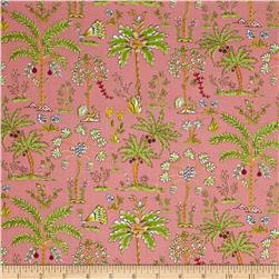 Haute Girls Palm Trees Pink