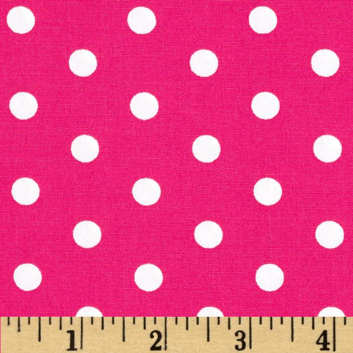 Pimatex Basics Dots Pink