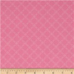 Kimberbell's Merry & Bright Lattice Pink