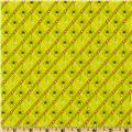 Legend of Webb Hill Diagonal Spider Stripe Lime