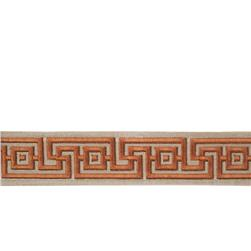 "Fabricut 2"" Keyway Trim Spice"