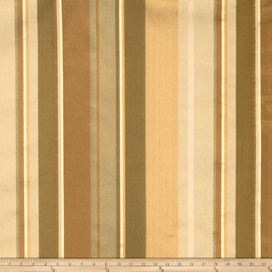 Lillian August Andover Stripe Sateen Marzipan