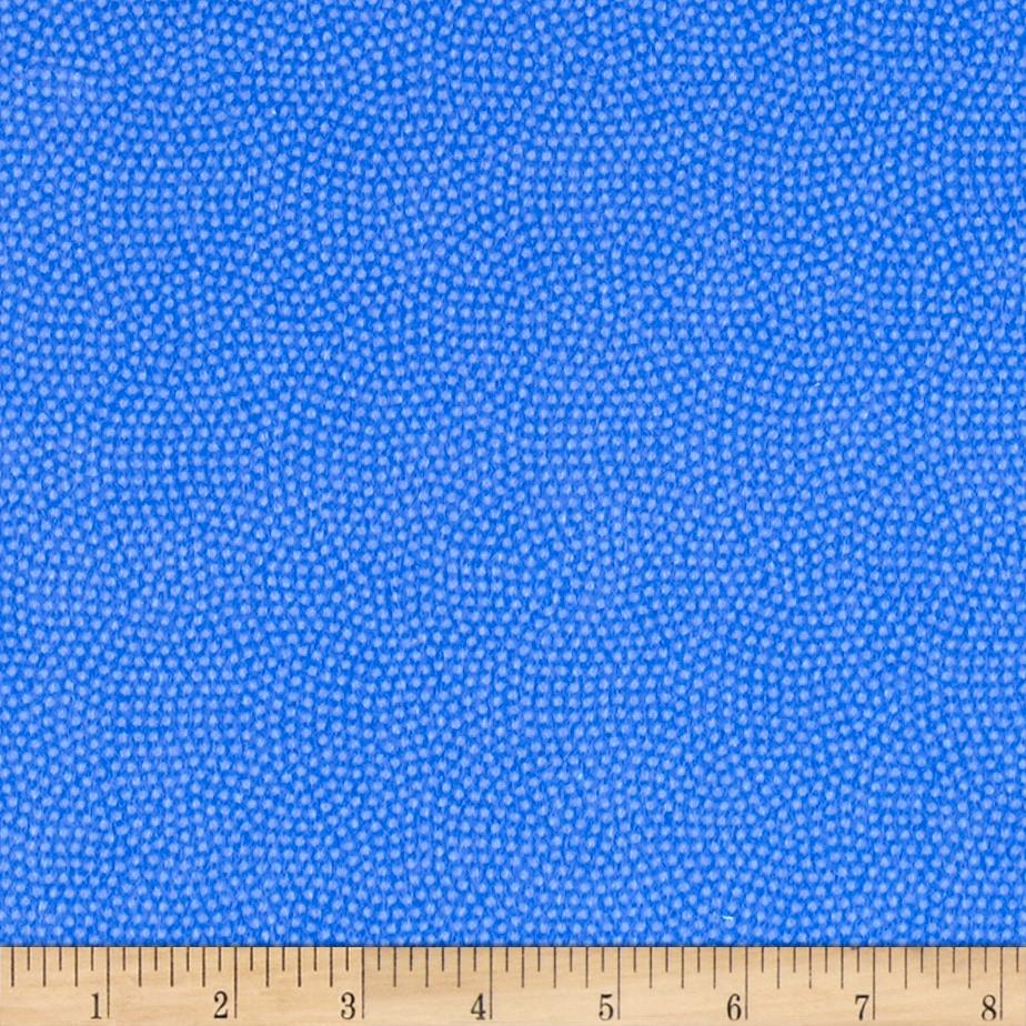 Timeless Treasures Flannel Spin Dot Blue Fabric