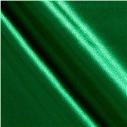 Costume Satin Green