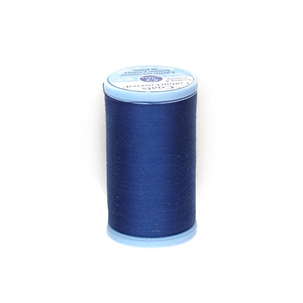 Coats & Clark Cotton Covered Quilting & Piecing Thread 500 YD Yale Blue