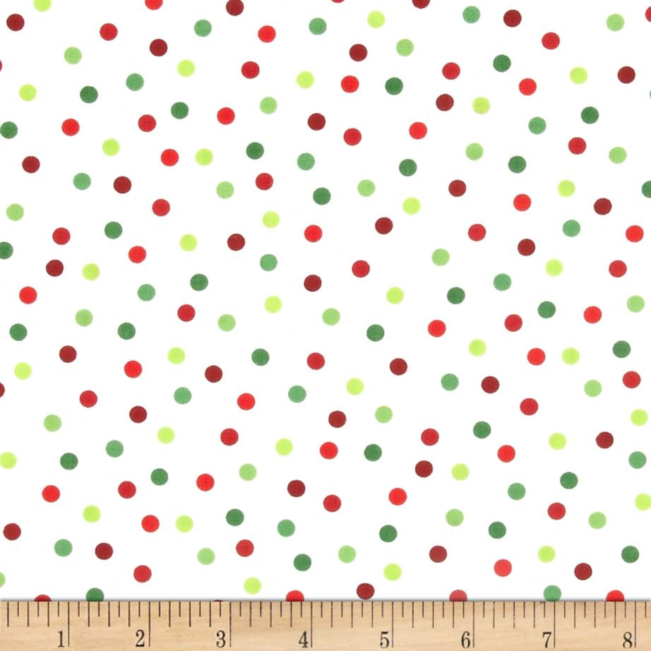 Remix Tossed Dots Holiday