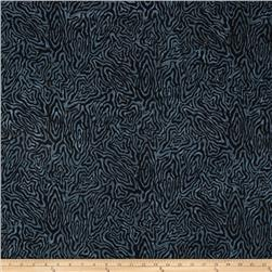 Batavian Batiks Rippled Reflections Black/Gray
