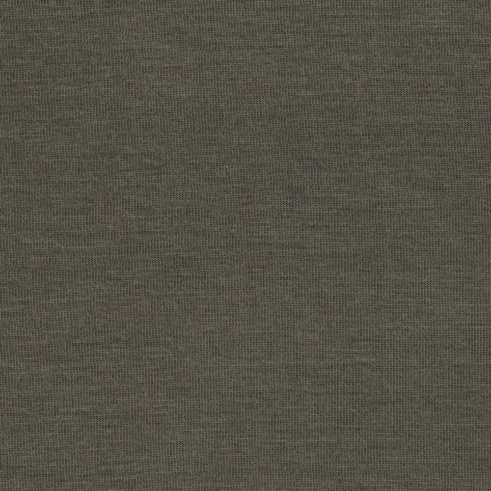 Stretch Rayon Jersey Knit Taupe