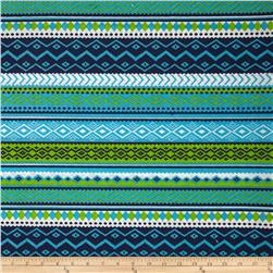 Sierra Cotton Poly Broadcloth Lagoon
