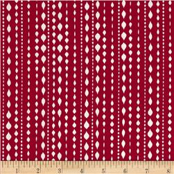 Farm To Fork Stripe Red