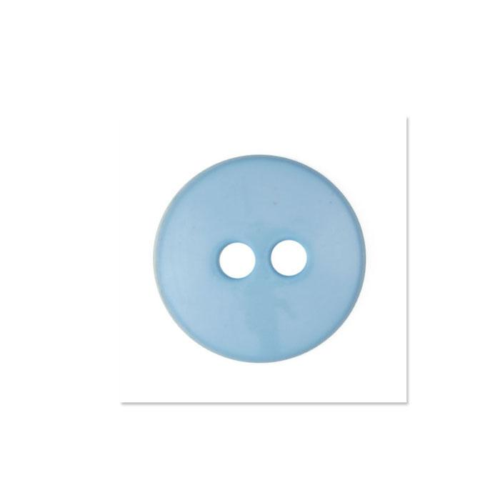 Colors by Favorite Findings 5/8'' Buttons 20/Pack Blue