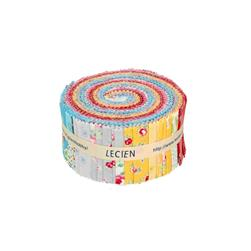 Lecien Flower Sugar Sushi Roll 2.5""