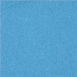 Cotton/Lycra Stretch Jersey Baby Blue