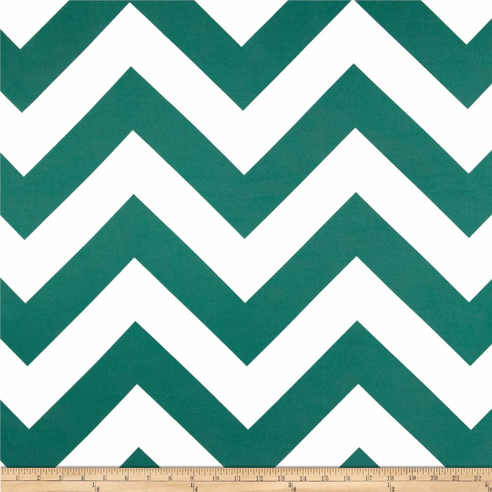 RCA Chevron Sheers Emerald