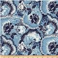 Anna Griffin The Madison Collection Firecracker Floral Navy