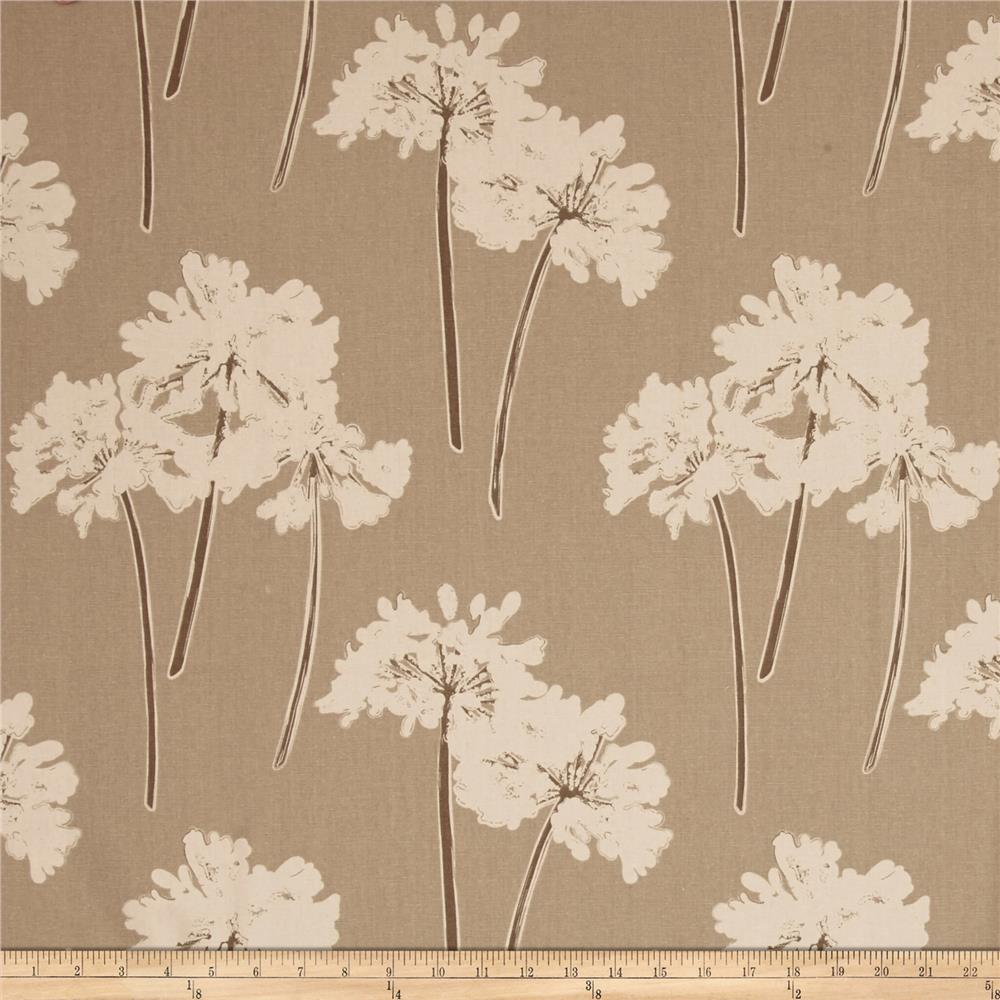 Magnolia Home Fashions Serenity Linen Fabric By The Yard