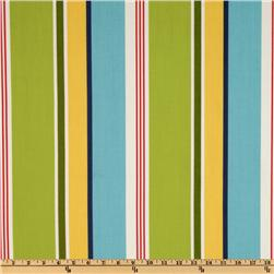 Richloom Indoor/Outdoor Lofton Stripe Opal