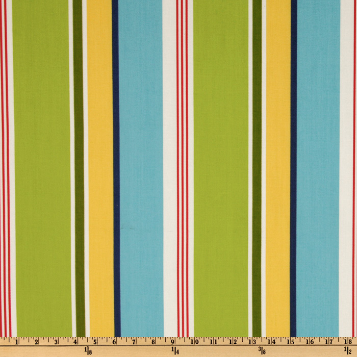 Richloom Indoor/Outdoor Lofton Opal Home Decor Fabric