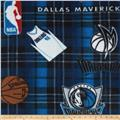 NBA Fleece Dallas Mavericks Blue