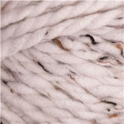 Premier Mega Tweed Super Bulky Yarn 01 White