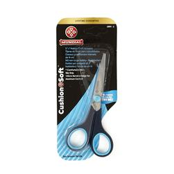 "Cushion Soft Hobby & Craft Scissors 5.5""-Serrated Bottom Blade"